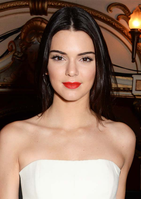 LONDON, ENGLAND - DECEMBER 01: Kendell Jenner attends a drinks reception at the British Fashion Awards at the London Coliseum on December 1, 2014 in London, England. (Photo by David M. Benett/Getty Images)