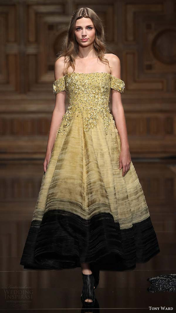 herstyle.com.vn-tony-ward-couture-fall-2016-off-shoulder-tea-length-embellished-dress-12-mv