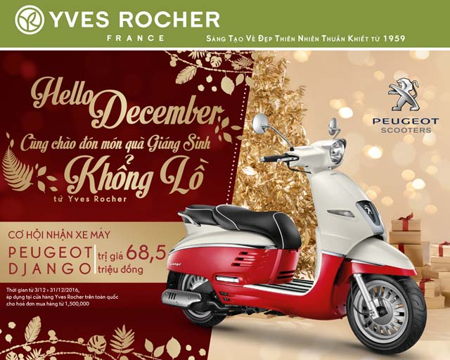 herstyle-vn-stylemen-vn-qua-tang-giang-sinh-yves-rocher-peugeot-scooter